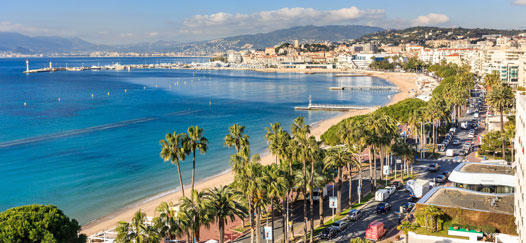 beach cannes